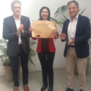 revistas literarias. entrega del v premio hispania de novela histórica