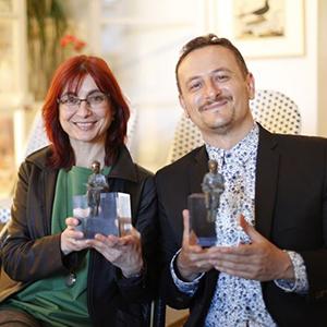 revistas literarias. entrega premios sm