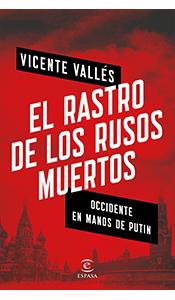 foto portada del libro el rastro de los rusos muertos en la revista literaria galeradas