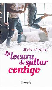 foto portada del libro La locura de saltar contigo en la Revista literaria Galeradas