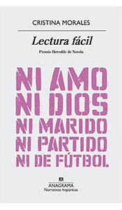 foto portada del libro lectura facil en revista galeradas