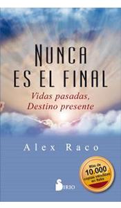 foto portada del libro nunca es el final en la Revista literaria Galeradas