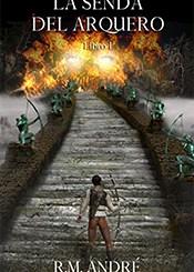 foto portada del libro la senda del arquero en revista literaria galeradas