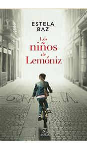 foto portada libro los niños de lemoniz en revista literaria galeradas