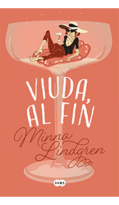 foto portada libro viuda al fin minna lindgren en revista literaria galeradas