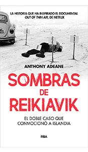 foto portada libro sombras de reikiavik en revista literaria galeradas