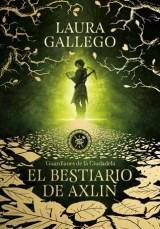 Revista Literaria Galeradas. Foto portada El bestiario de Axlin