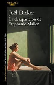 Revista Literaria Galeradas. Foto portada Ladesaparición de Stephanie Mailer