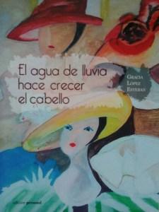 Revista Literaria Galeradas. Portada
