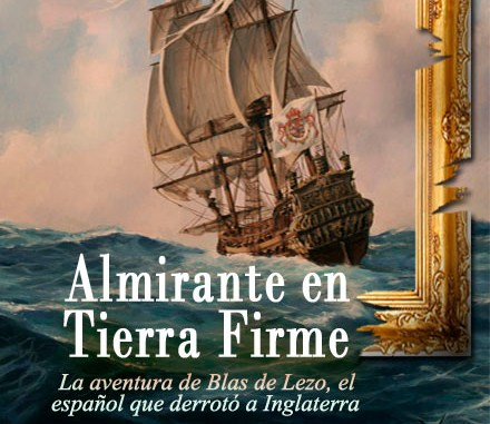 Revista Literaria Galeradas. Portada premio Hispania