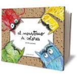 Revista literaria Galeradas. Monstruo colores