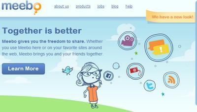 Meebo messenger online