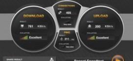 Medir velocidad de conexion con Speed.io