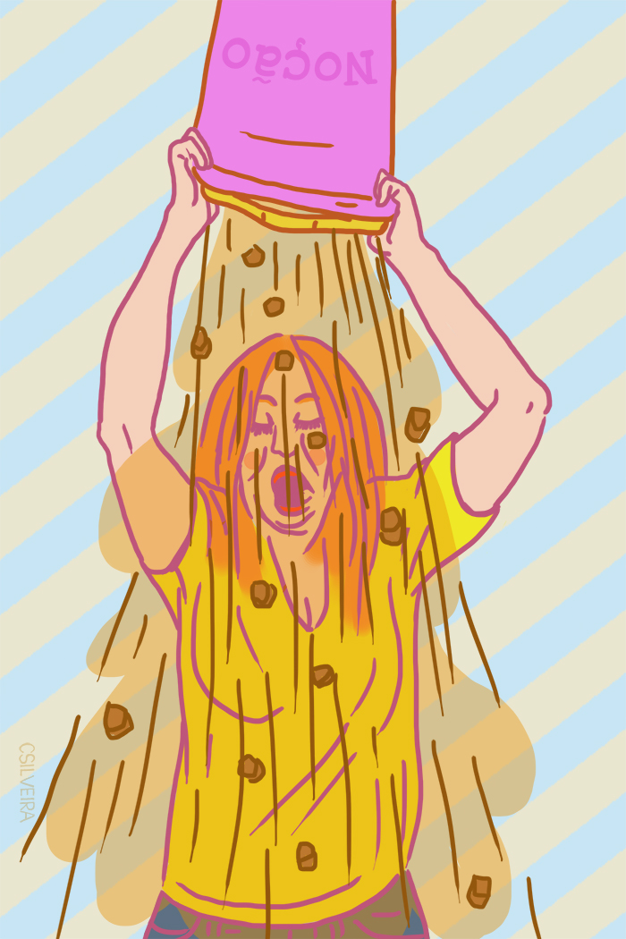 ice bucket challenge merda cecilia silveira