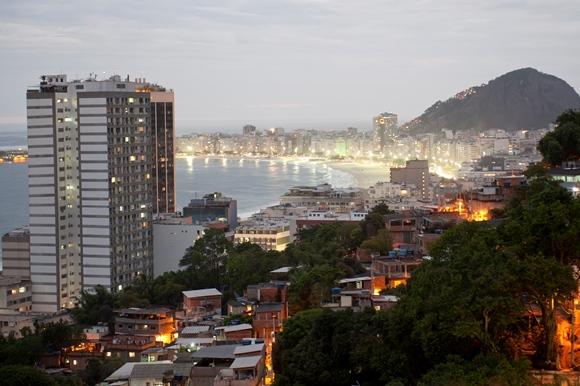O Rio de Janeiro continuou com o metro quadrado mais caro do país, com média de R$ 9.812 em novembro de 2013 (Foto: Banco de Imagens / Think Stock)