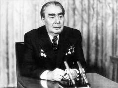 Leonid Brezhnev. Crédito: CVCE