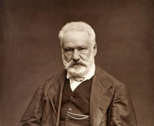 Victor Hugo. Crédito: Creative Commons/Revista Galileu - Globo.