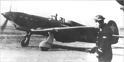 O modelo Yakovlev Yak-1. Crédito: ram-home.com