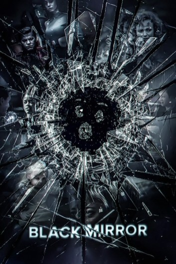 Poster do seriado Black Mirror. Crédito: https://myhotposters.com