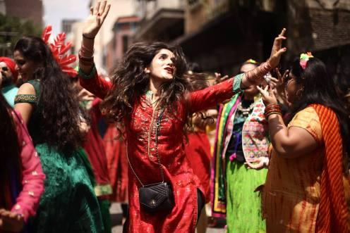 Crédito: Bloco Bollywood.