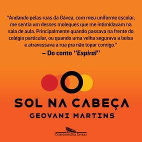 Crédito: Facebook Companhia das Letras.