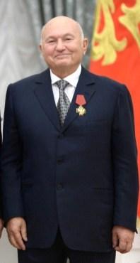 Iuri Luzhkov, ex-prefeito de Moscou entre 1992 e 2010. Crédito: Wikipedia.
