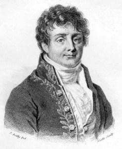 Jean Baptiste Joseph Fourier. Crédito: Wikipedia.