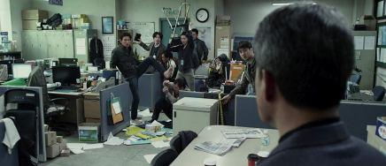 "Cena do filme ""O Veterano"". Crédito: IMDb."