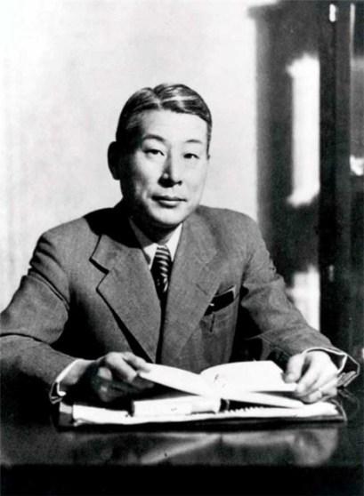 Chiune Sugihara. Crédito: Wikipedia.