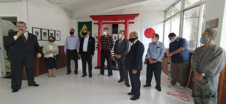 Inauguração da sede social do ICBJ no Rio. Crédito: Janaina Lima.
