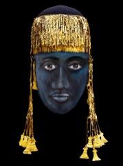Meus Ancestrais são Rainhas e Reis II, técnica mista (exposição virtual coletiva). Crédito: Gilda Portella.