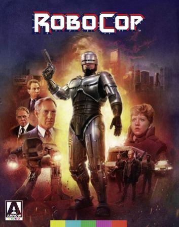 """""""Robocop"""" de 1987, dePaul Verhoeven. Crédito: divulgação."""