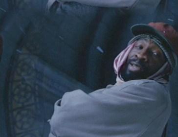 Glenn Plummer plays Luther, a homeless from New York. Credit: http://lotacharm.angelfire.com/