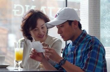 Kim Mi Sook interpreta a mãe dedicada Kyeong-Sook. Crédito: Asianwiki.