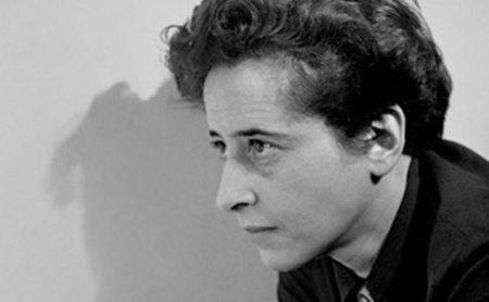 Hannah Arendt. Crédito: reprodução.