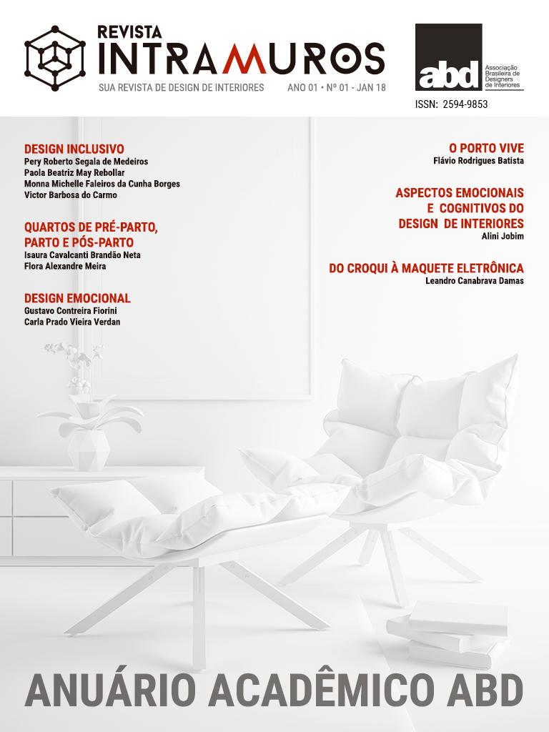 ANO 1 Nº 1 - Janeiro/2018 - ISSN 2594-9853 | edicao-01