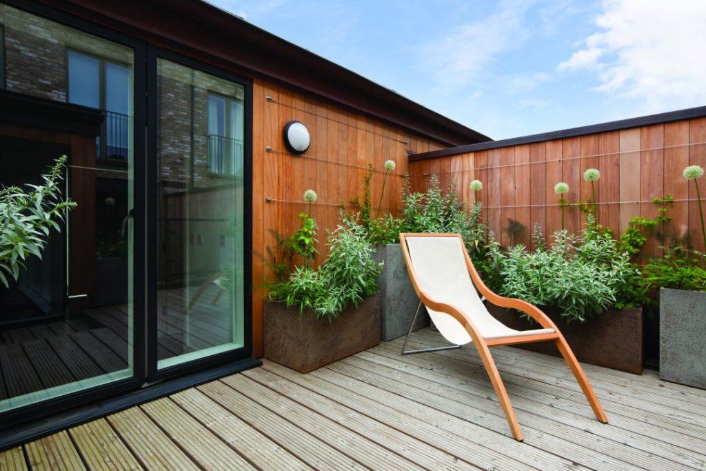 ideias para terraços
