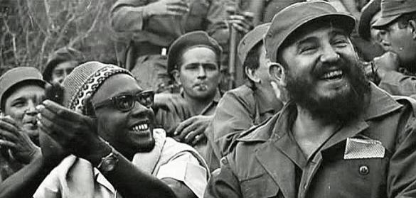 Amilcar Cabral, Fidel Castro, Cuba, Guinea Bissau, Imperialismo portugués