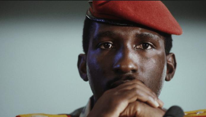 """Thomas Sankara político comunista y presidente de Burkina Faso. """"El ché guevara negro"""""""