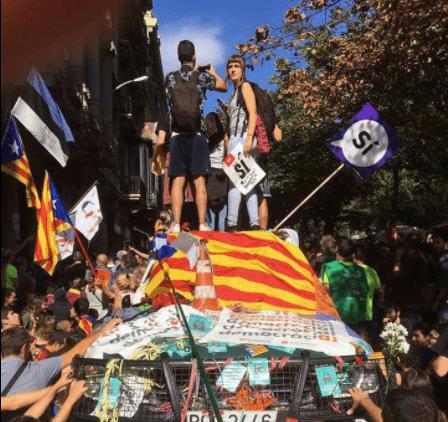 Calles catalanas.