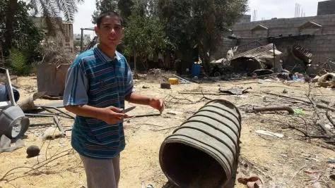 Barriles bomba