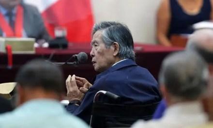El Indulto a Alberto Fujimori es anulado por la justicia peruana.