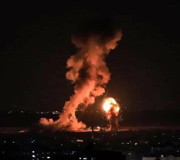 Comunicado de prensa del Centro de Operaciones Conjuntas de las Facciones de la Resistencia Palestina en Gaza.