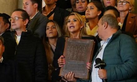 El golpe de estado devuelve a Bolivia 500 años atrás