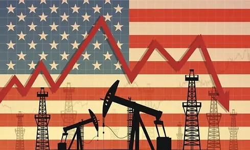 La gran crisis estadounidense en la crisis general del petróleo