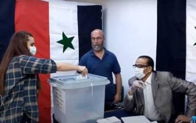 Elecciones parlamentarias en Siria e intoxicación de los medios