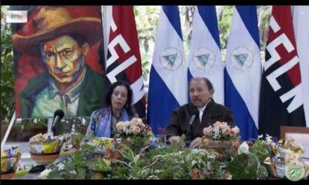 Resolución en solidaridad con el pueblo y gobierno de Nicaragua