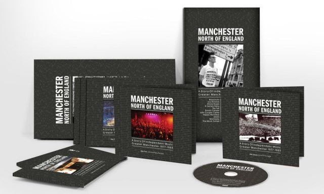 Manchester North of England: A Story of Independent Music, Greater Manchester 1977-1993 (2017)
