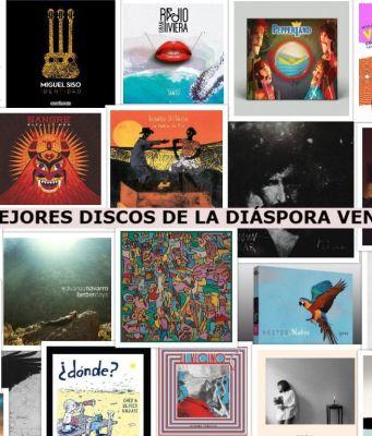 los 20 mejores discos venezolanos de 2018