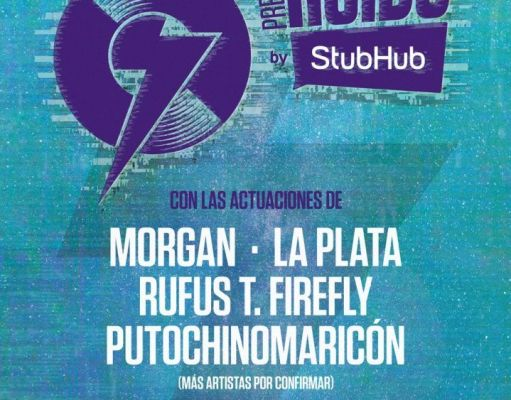 Premios Ruido StubHub